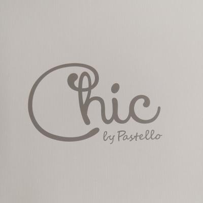 BAVETTA CHIC NEONATA ART. BAV95T CHIC BY PASTELLO