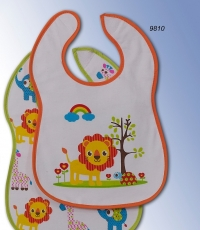 BAVETTA 2 PEZZI ART. 9810 MULTICOLOR GAMBERRITOS