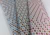 TESSUTO IN PURO COTONE ART. T0820 POLKA DOTS H. 150 CM.