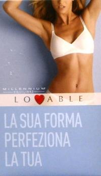 REGGISENO LOVABLE ART. 1.405.5 S/FERRETTO